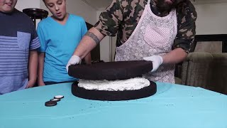 DIY Giant Oreo Cookie Adventure 1000 Cookies!!