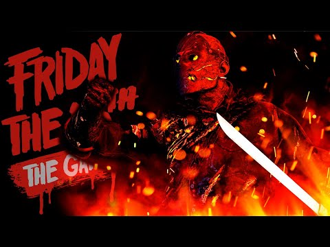 UN JASON PARA DESTROZARLOS A TODOS - FRIDAY THE 13th THE GAME GAMEPLAY ESPAÑOL