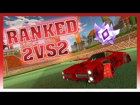 ON AFFRONTE UN CHAMPION ESL ! - Rocket League RANKED thumbnail