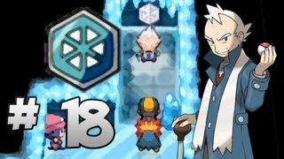 Let's Play Pokemon: HeartGold - Part 18 - Mahogany Gym Leader Pryce