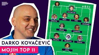 Mojih TOP 11: Darko Kovačević bira svojih idealnih 11! | S01E03