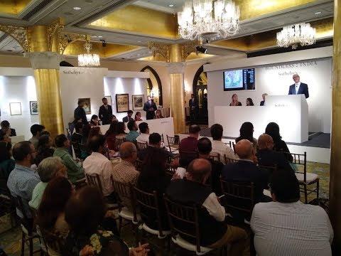 मुंबई: सॉथबे ने अमृता शेरगिल और तैयब मेहता की पेंटिंग्स की नीलाम
