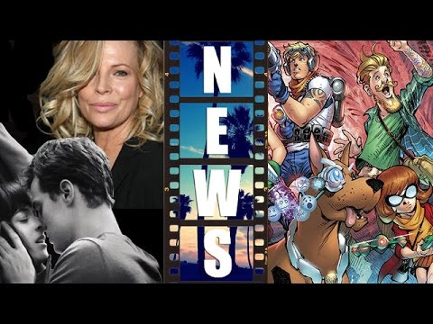 Fifty Shades Darker casts Kim Basinger, DC Comics Scooby Apocalypse - Beyond The Trailer