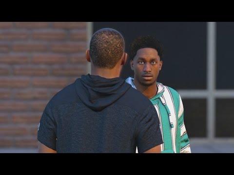 NBA 2K17 PS4 My Career - Bad News For Denver!