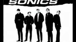 the sonics - walking the dog