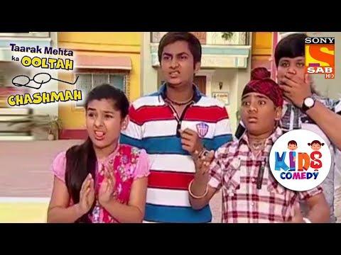 Tapu Sena Shocked   Tapu Sena Special   Taarak Mehta Ka Ooltah Chashmah