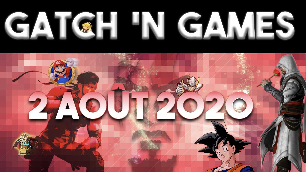 PvP et compétition dans les gachas || Gatch 'n Game #18 || Gatchas & Jeux vidéos
