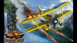 Wings on Fire - Endless Flight | Walkthrough Gameplay | Soner Kara screenshot 5