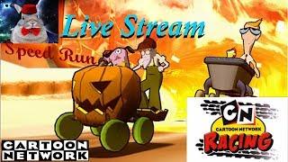 Cartoon Network Racing Speed Run Live Stream