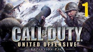 Call of Duty: Второй Фронт. #1 (United Offensive)