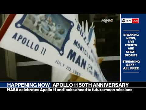 Moon landing 50th anniversary - 'NASA's Giant Leaps: Past and Future'  | ABC News