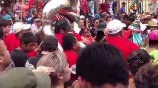 Toca la banda en tacuichamona Sinaloa, Semana Santa