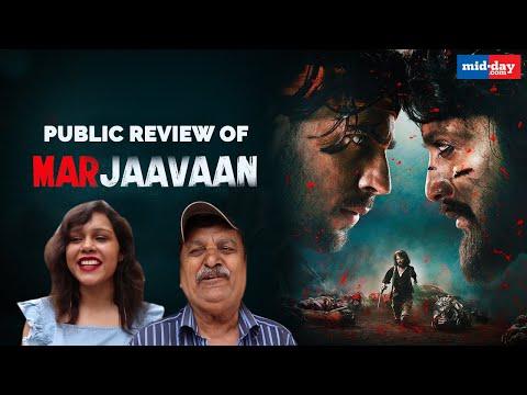marjaavaan-public-review- -sidharth-malhotra- -ritesh-deshmukh- -tara-sutaria- -rakul-preet