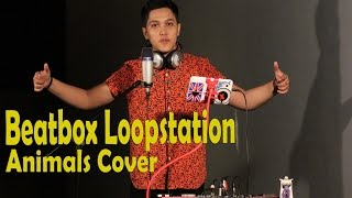 ICHSAN RAMADHAN - Animals Cover【Loop station Performances】