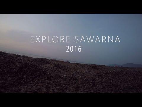 EXPLORE PANTAI SAWARNA