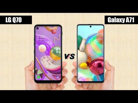 LG Q70 Vs Samsung Galaxy A71 Comparison   Verizon   Best Smartphone In (Under $400) Of 2020