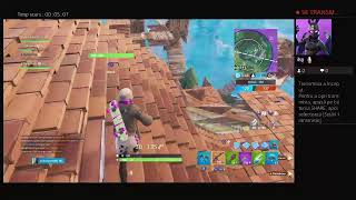 Fortnite. Game on keyboard + secret