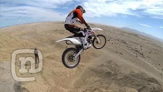 The Ronnie Renner Freeride Tour By GoPro At Ocotillo Wells Part 2
