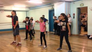 Cours De Danse Hip Hop 11-15 Ans Au Centre ALésia Tous Les Samedis 15H