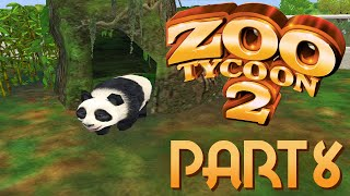 Zoo Tycoon 2 - Part 8 - PANDAMONIUM!!!!!!!