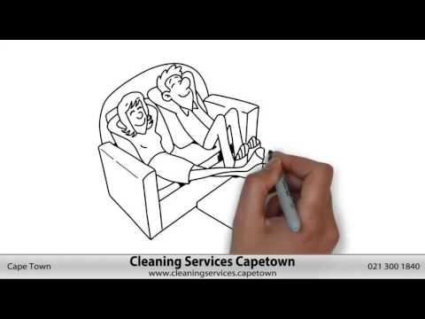 Cleaning Services Cape Town Intro Company Video