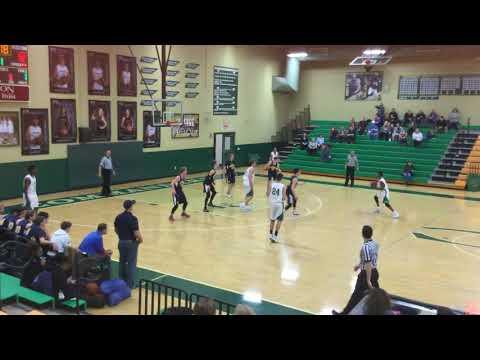 Hillwood boys vs  West Academy 12/27/18