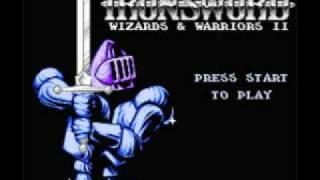 Iron Sword: Wizard & Warriors 2 - Last Level Music