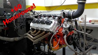 Dyno Tested! Edelbrock's New Hemi Cylinder Heads vs Stock on a Gen III Hemi (Crazy Gains!)