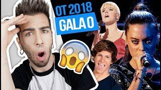 OT 2018 Gala 0 😱(REACCIÓN)😱 | MALBERT