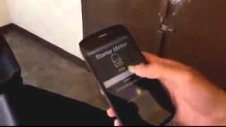 Menyalakan Motor Menggunakan Android UNIKOM Bandung
