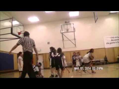 Mission Dolores Academy versus Saint Brigid 3012014