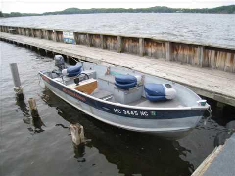 14 Ft Smoker Craft Aluminum Boat Doovi