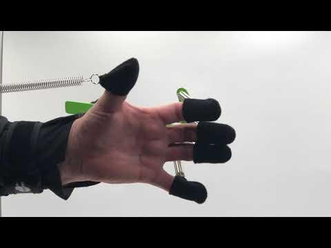 Фиксатор для восстановления моторики пальцев рук используется после инсультов, операций, травм.