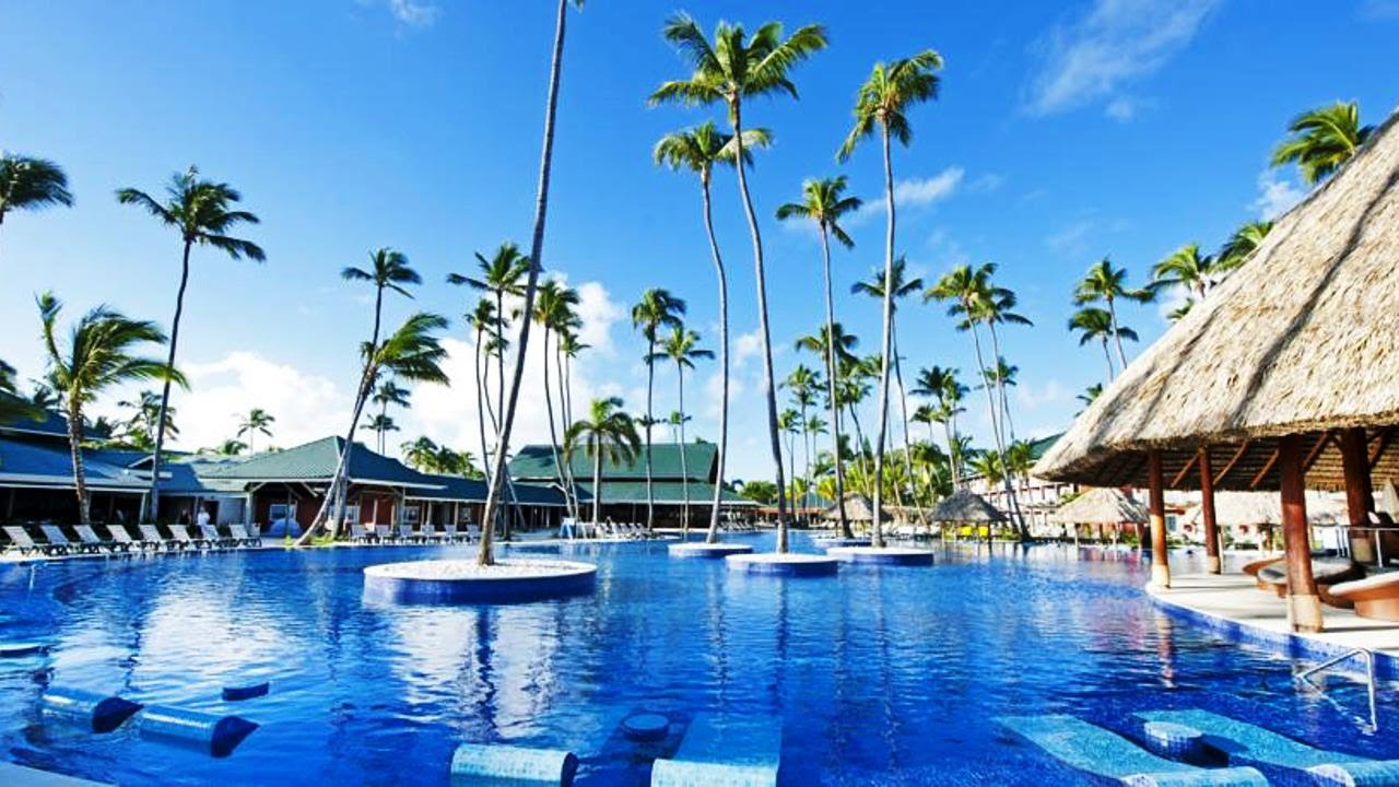 Barcelo Bavaro Beach All Inclusive Punta Cana Dominican Republic Caribbean Islands 5 Stars Hotel You