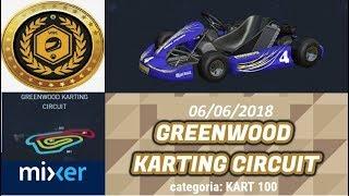 1ª Etapa do Campeonato FORMULA VRC 2018 - Kart 100