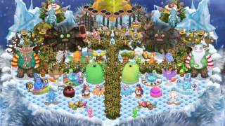 My Singing Monsters - Cold Island (Full Song) (2.1.0)