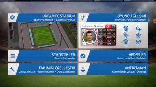 Dream League Soccer 2016 / TAKIM ADI DEĞİŞTİRME⚽🎮