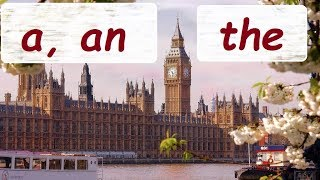 a, an, the. Артикли. Английский для начинающих English № 6