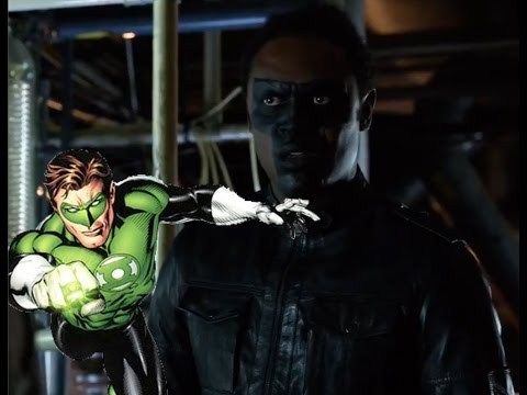 Curtis Holt Mr Terrific Joins The JSA And Green Lantern Appear In Arrow Season 5? (Episode 3 Review)