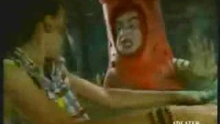 Orangina rouge Mais pourquoi est-il si méchant ? Parce que !