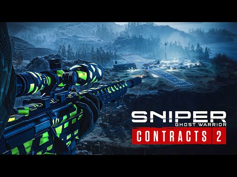 Sniper Ghost Warrior Contracts 2 Gameplay - Mission #5 Final (Sniper Assassin, Deadeye)  