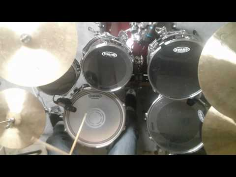 Anthony – Fall Out Boy – Disloyal Order of Water Buffaloes (Drum Cover)