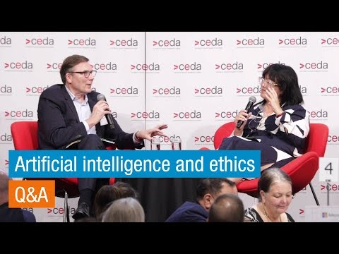 Q&A   Artificial intelligence and ethics
