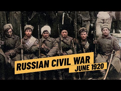 The Peasants Rise Up Against The Bolsheviks - The Russian Civil War(s) 1920 I THE GREAT WAR 1920
