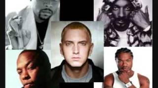 Bitch Please III (3) - Eminem, Xzibit, Dr Dre, Snoop Dogg, Nate Dogg, Tupac, Ja Rule, DMX [LYRICS]