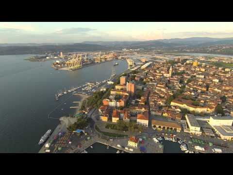 Luka Koper Port of Koper: A Port in green – ESPO AWARD 2014