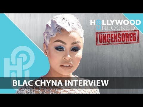 Blac Chyna on the Men in Her Life & Relationship With Tokyo Toni Hollywood Unlocked [UNCENSORED]
