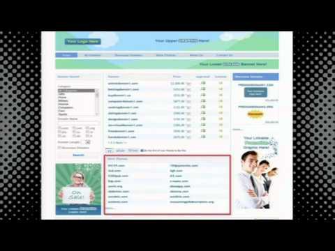 Best Domain Parking Company 2012