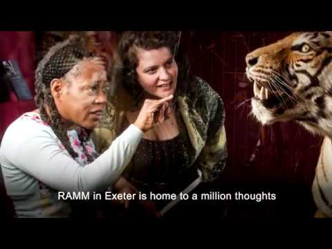 RAMM and Plymouth Museum show why #culturematters
