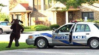 Police Escape Prank!!